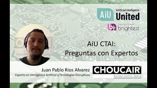 Preguntas con Expertos   Juan Pablo Rios   Choucair Testing No 1