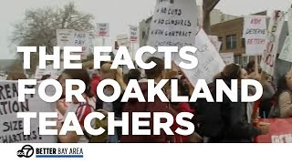 What the fact-finding report suggested for Oakland teachers
