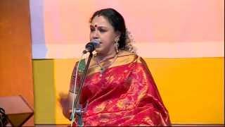 Carnatic Music Concert l Sudha Raghunathan l Mahaganapathim l Thaye Yashoda l Brahmam Okate