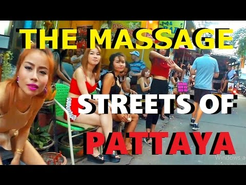 In asshole pataya massage