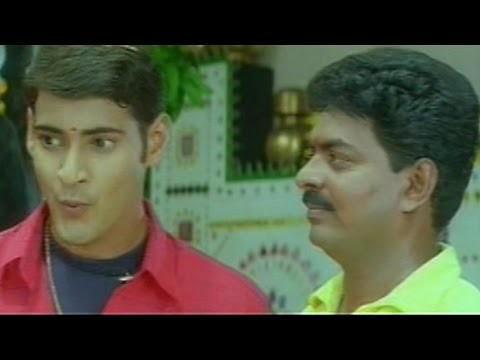 Murari || Mahesh Babu Birthday Comedy Scene || Mahesh Babu, Sonali Bendre