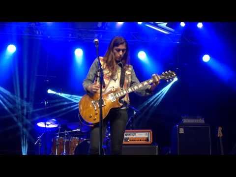 The Laura Cox Band Just Got Paid Live @ Festival Nogent Sur Oise 2016