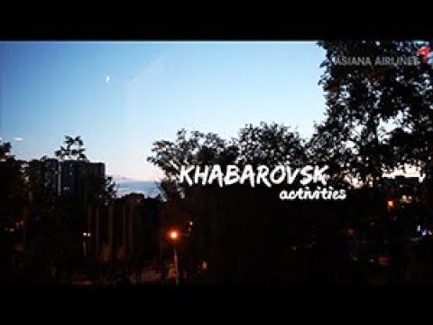 Khabarovsk Activities