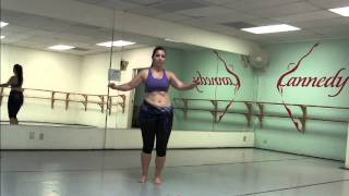 "A ""Things That Go UP"" Belly Dance Drill"