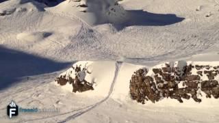 Top 10 Ski Crash