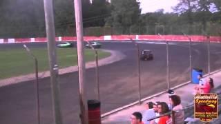 Mottville Speedway - Mini Thunder Cars - 8/5/12 Thumbnail