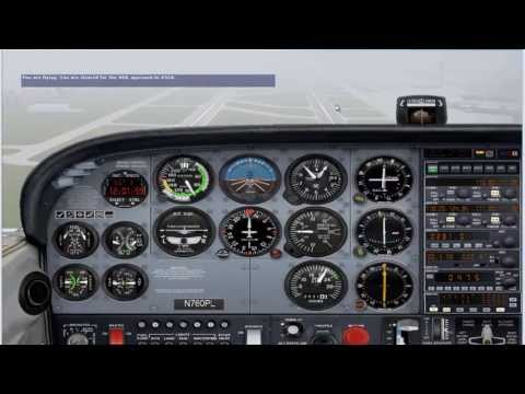 FSX Instrument Rating Check Ride Part 2