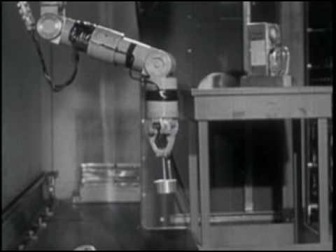 Radioactive Material Handling 1954