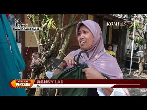 Pengungkapan Bisnis Budidaya Ganja di Malang