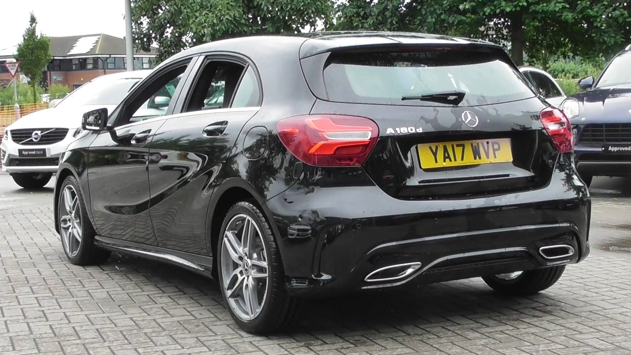 Mercedes Benz A Class 176 A180 D Amg Line U48655 Youtube
