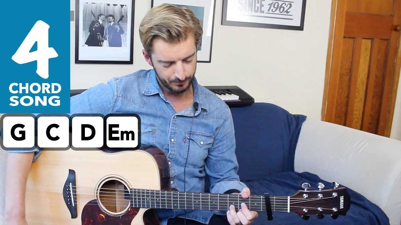 Bad Blood Guitar Lesson Taylor Swift - EASY Acoustic Guitar Tutorial ...