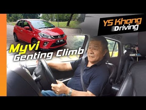 Myth Busted : Perodua Myvi 1 5 Is Underpowered and Handles