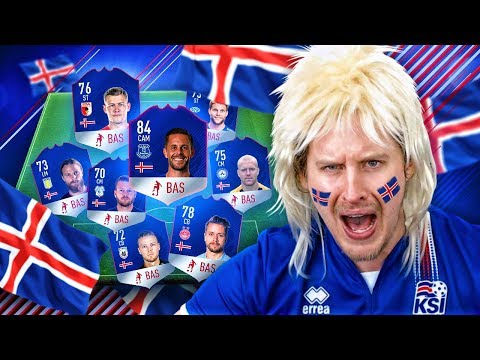 OMG HERO GYLFI! FULL ICELAND WORLD CUP FUT CHAMPS CHALLENGE! FIFA 18 ULTIMATE TEAM