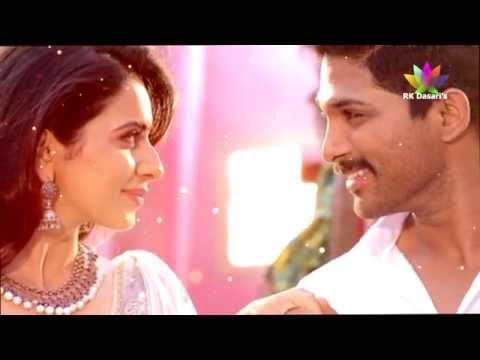 Athiloka Sundari Song With Lyrics |Allu Arjun Rakul Preet
