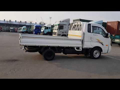 287254/KIA BONGO III 2007 CARGO