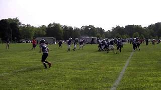 Clip #1 B'ham Patriots vs Waterford  Scrimmage 8-18-18