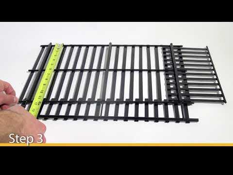 Universal Adjustable Cooking Grid GrillPro™ 50225