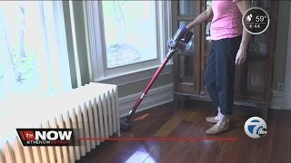 Testing the best stick vac vacuum cleaners