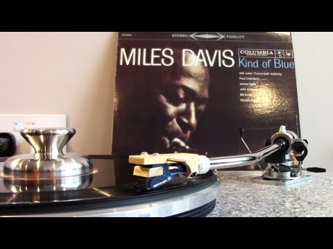 Miles Davis - Flamenco Sketches (alt.take) (45rpm vinyl: Soundsmith, PTP Solid12, Graham Slee)