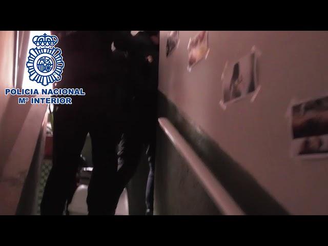 Operativo de la Policía Nacional y la Policía Federal Alemana en los disturbios del G-20 en Hamburgo