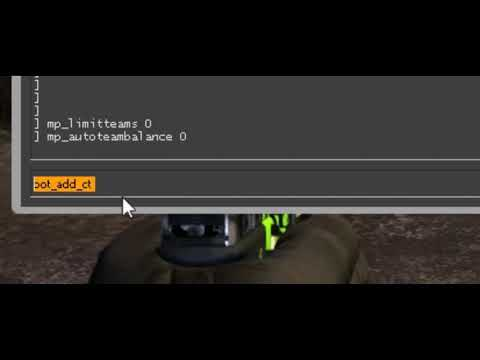 CSGO How To Play A 1v5 Against Bots [2019 Working]