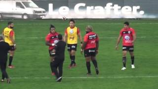 R.C.Toulon F.C.Grenoble Goro_15  五郎丸歩