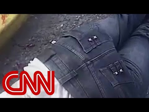 Bodycam Shows Officer Shoot Man Wearing Headphones