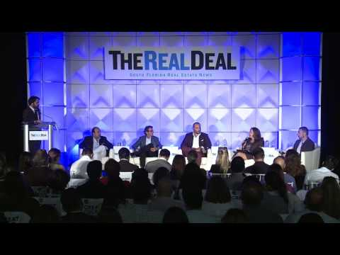 Commerical outlook | TRD Miami Showcase and Forum panel