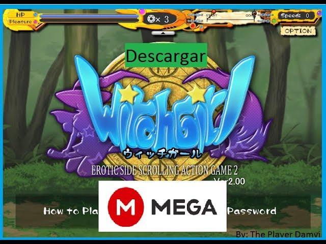 [H Game] Descargar Witch Girl MEGA/Mediafire #1