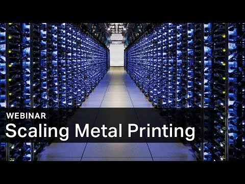 Watch this Markforged webinar showing applications for metal parts production for factory production lines.