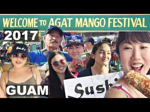 Agat Mango Festival 2017, GUAM.