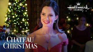 On Location Chateau Christmas Hallmark Channel Youtube