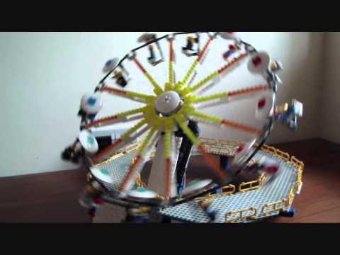 Lego Ride Paratrooper - YouTube