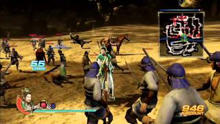 Dynasty Warriors 8 Quick Play HD