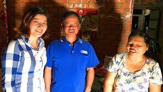 Cao Thủ Bắt Tôm Tổ Tài Leo Dừa và Chị Hiền Chiên Cá Tài Tình GBMT tap 92