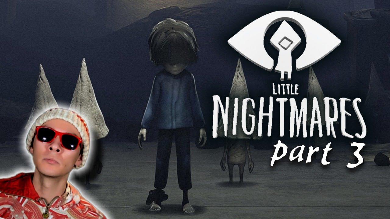It's The Kid... (Little Nightmares PART 3)
