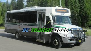 BC Transit (RDCK) 2018 International 3200/ElDorado Aero Elite - 3026
