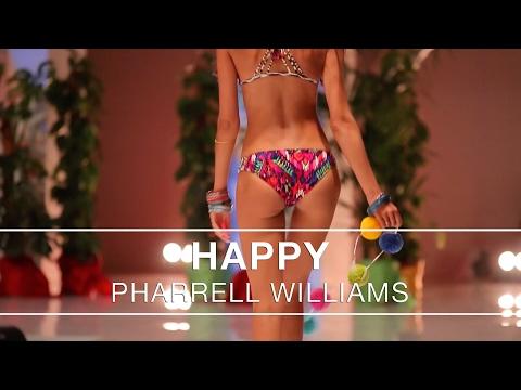 HAPPY by Pharrell Williams - Rafał Majewski Live (Triumph Fashion Show)