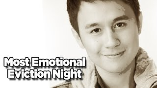 most emotional eviction night
