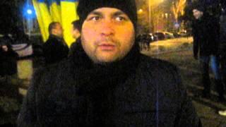 Денис Токарь: Мы собрались здесь, чтобы сказать -- мы хотим в Европу!(, 2013-11-22T18:59:45.000Z)