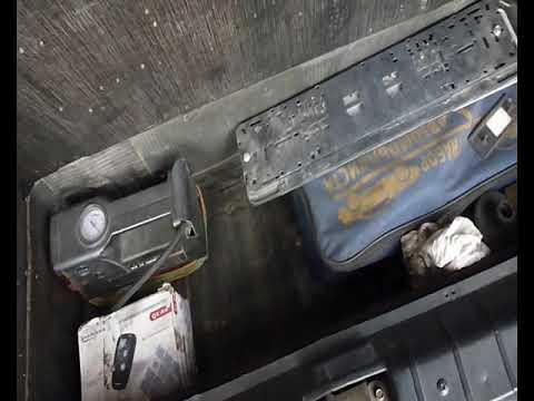 Доделка багажника, акустические полки. Нива 21312 (крокодил ) 31#
