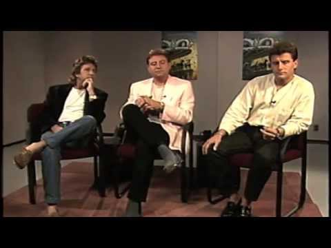 Emerson Lake and Palmer interview with Inside Entertainment