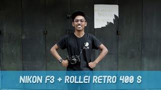 NIKON F3 + ROLLEI RETRO 400S // QUICKIE ROLL #19 - ARIF HAKIM