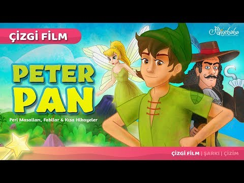 Peter Pan çizgi film masal 29 - Adisebaba Çizgi Film Masallar