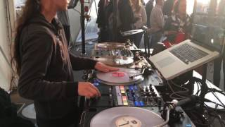 Love in the Mix San Francisco DJ LazyBoy Live at Rock Wall Wine Co.