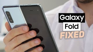 Samsung Galaxy Fold Preview: the Future Phone is now fixed
