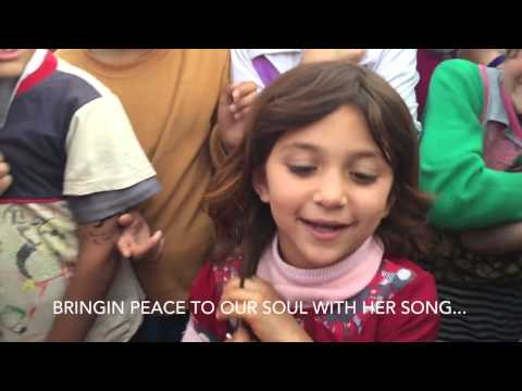 Bollywood inside Yezidis Camps by Yezidis International Organization