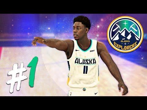 NEW Alaska Explorers Join the NBA! | NBA 2K19 MyLeague Expansion | EP1