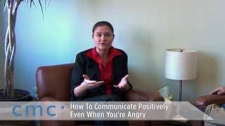 CRAFT Series: Positive Communication When You