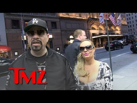 IceT and Coco Bristle at Being Compared to Kim Kardashian and Kanye West  TMZ